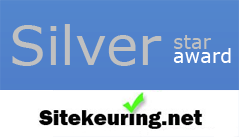Sitekeuring.NET Award