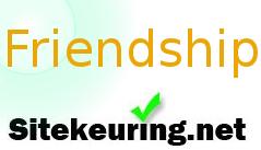 Sitekeuring.NET Friendship award